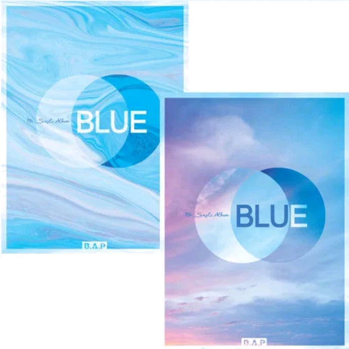 B.A.P [Blue] 7.th Single Album