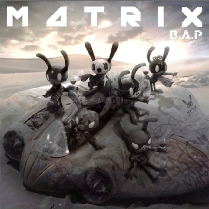 B.A.P [Matrix] 4.th Mini Album
