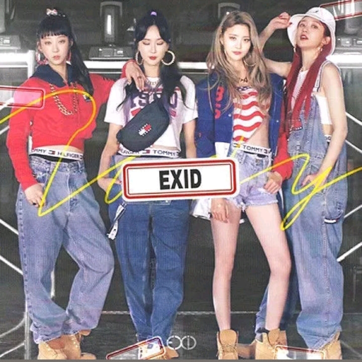 Exid [Do it Tomorrow] Single Album