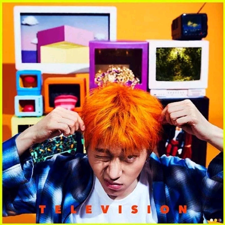 Block B Zico [Televison] 2.nd Mini Album