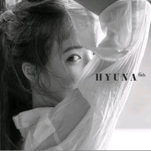 Laden Sie das Bild in den Galerie-Viewer, Hyuna [Following] 6.th Mini Album