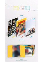 Laden Sie das Bild in den Galerie-Viewer, Got7 [Eyes on you] 8.th Mini Album