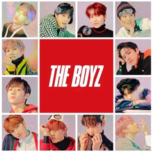 Laden Sie das Bild in den Galerie-Viewer, The Boyz [The Only] 3.rd Mini Album