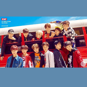 The Boyz [Sphere] 1.st Single Album