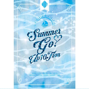 Up10tion [Summer Go!] 4.th Mini Album