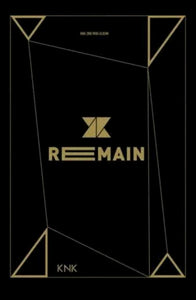 KNK [Remain] 2.nd Mini Album