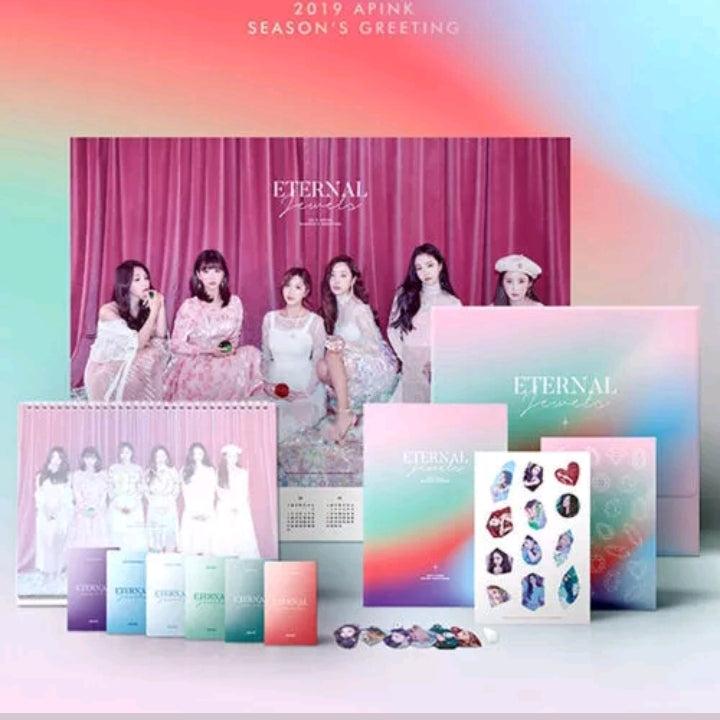 Apink Season Greetings