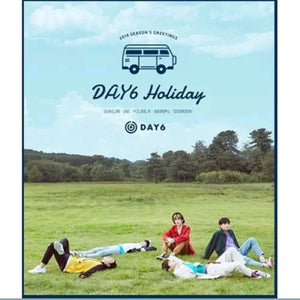 Day6 Season Greetings [Holiday]