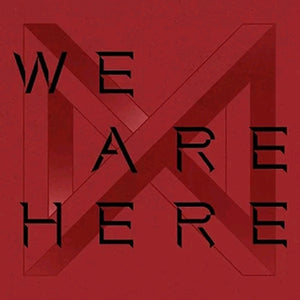 Monsta X [we are here] 2.nd Album