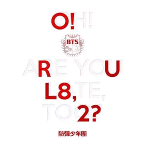 BTS [O!RUL8,2?] 1.st Mini Album