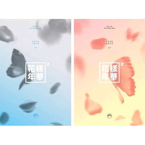 BTS [In the Mood for Love PT.2] 4.th Mini Album