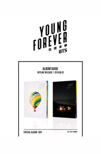 BTS [young forever] Special Album