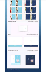 Astro [Dream Part 01] 4.th Mini Album