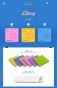 Twice [Likey] 1.st Album