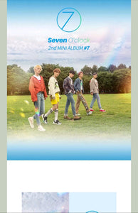 7 o'clock [#7] 2.nd Mini Album