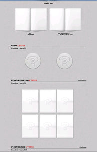 Got7 Jus2 [Focus] 1.st Mini Album