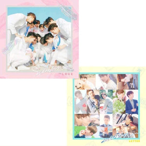 Seventeen [First Love Letter] 1.st Album