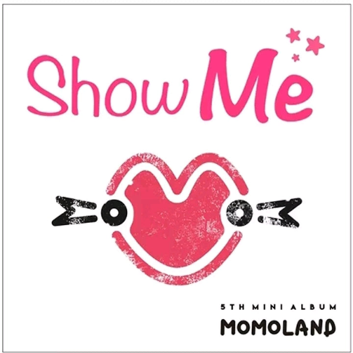 Momoland [Show me ] 5.th Mini Album