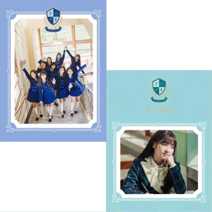Fromis_9 [To.Heart] 1.st Mini Album