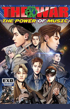 Laden Sie das Bild in den Galerie-Viewer, Exo [The War: The Power of Music] 4.th Repackage Album
