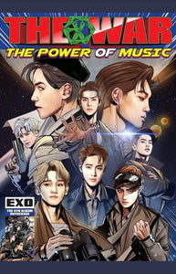 Exo [The War: The Power of Music] 4.th Repackage Album