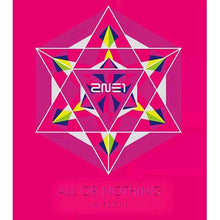 Laden Sie das Bild in den Galerie-Viewer, 2NE1 2014 World Tour Live Album