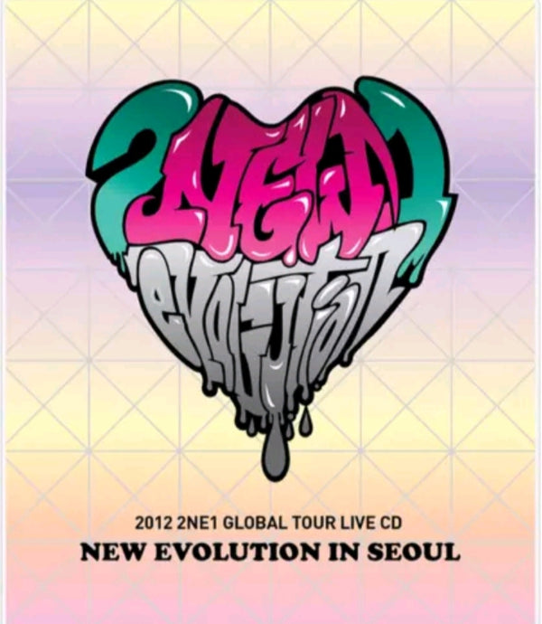 2NE1 2012 Global Tour Live Album