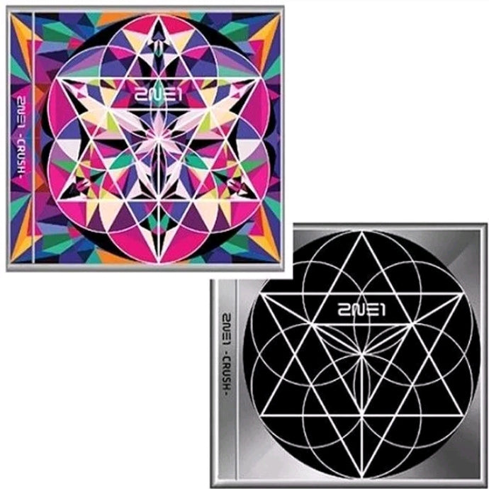 2NE1 [CRUSH] 2.nd Album