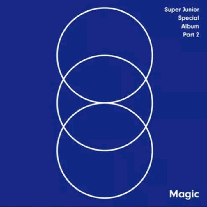 Super Junior [Magic] Special Album Pt.2