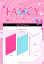 Laden Sie das Bild in den Galerie-Viewer, Twice [Fancy you] 7.th Mini Album