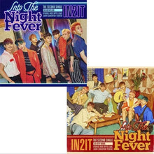 Laden Sie das Bild in den Galerie-Viewer, IN2IT [Into the Night Fever] 2.nd Single Album