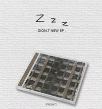 Laden Sie das Bild in den Galerie-Viewer, ZION.T [ZZZ] EP Album