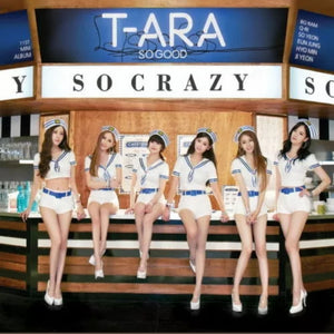 T-ara [So good] 11.th Mini Album