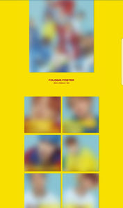 Ateez [Treasure Ep:3 One to All] 3.rd Album