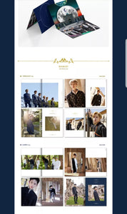 Oneus [Raises us] 2.nd Mini Album