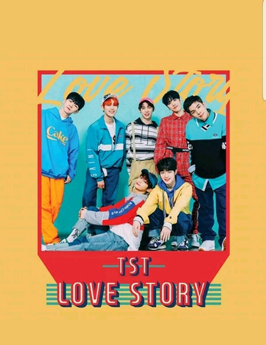 Top Secret [Love Story] 1.st Single Album