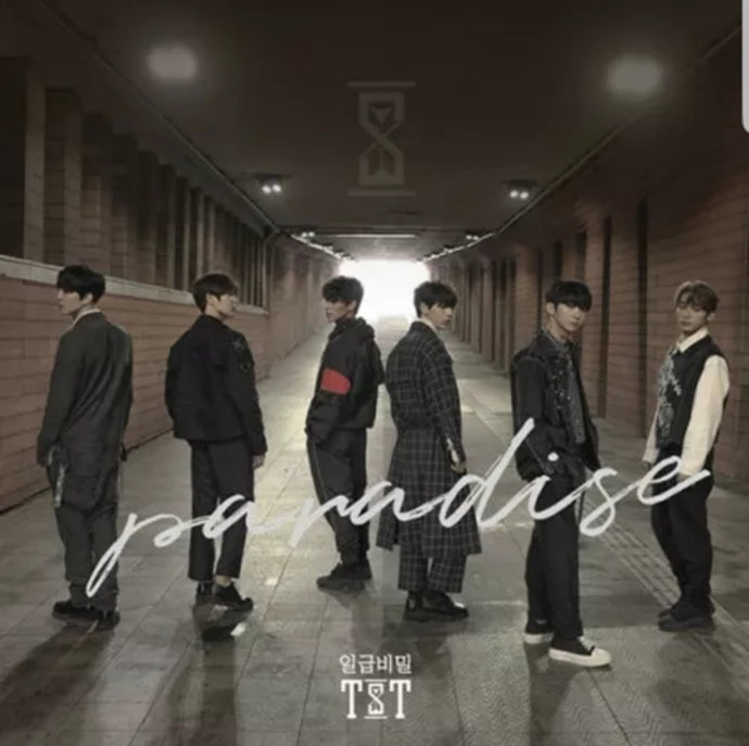 Top Secret [Paradise] 2.nd Single Album