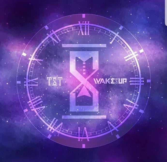 Top Secret [Wake up] 3.rd Single Album