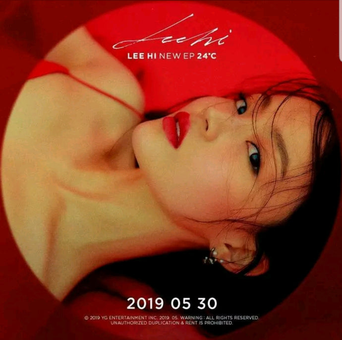 Lee Hi [24°C] 1.st Mini Album