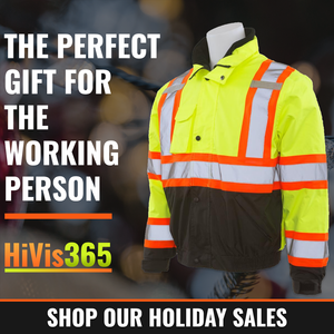 High Visibility Clothing Holiday Sale