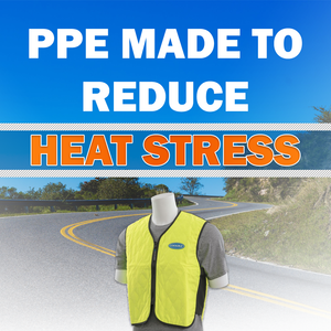 Reducing Heat Stress at Work with PPE