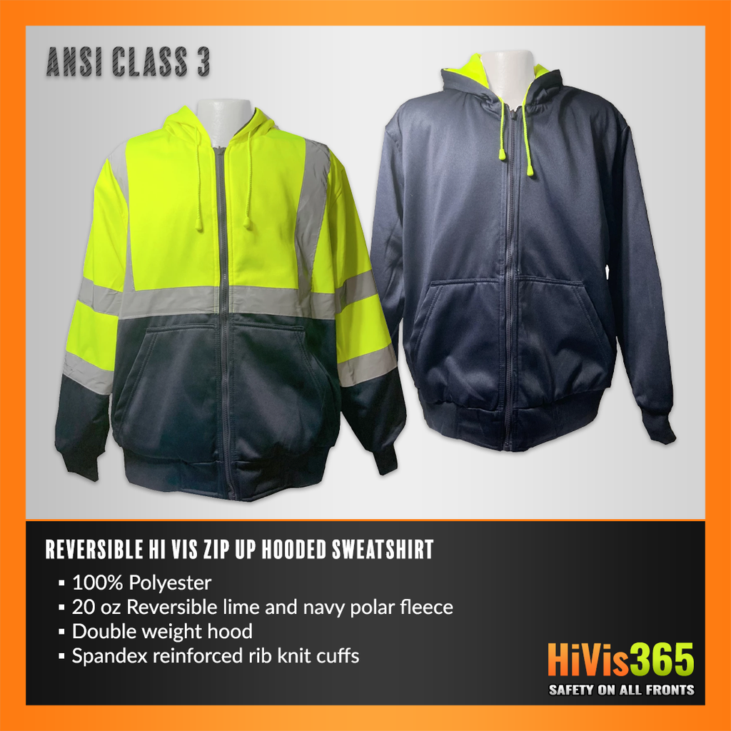 Shop the Most Versatile Hi Vis Sweatshirt