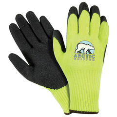 Southern Glove GFBLLPD Hi Vis Arctic Gripper Thermal Glove