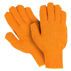 Southern Glove ISOHC2 Fluorescent Orange Acrylic Knit Gloves