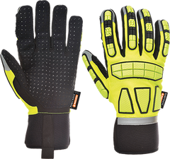 Portwest A724 Safety Impact Glove, Lined