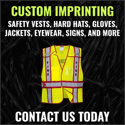 Custom Imprinting on High Visibility Apparel
