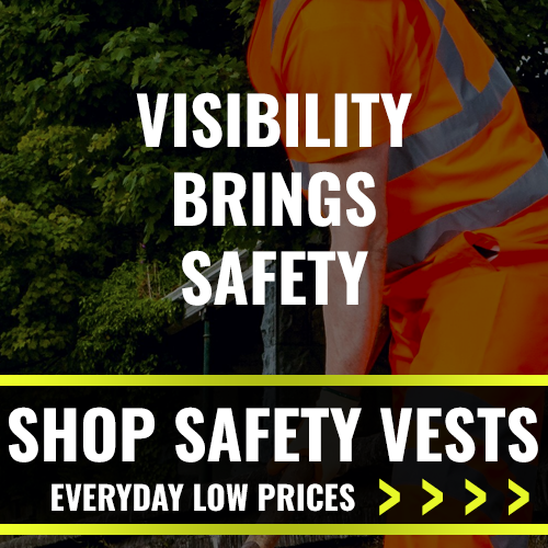 Shop High Visibility Safety Vests