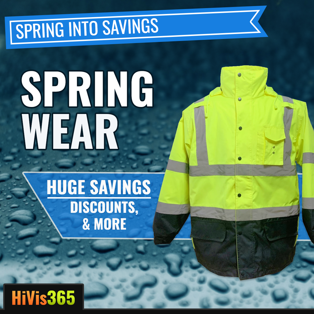 Shop HiVis Spring Clothing