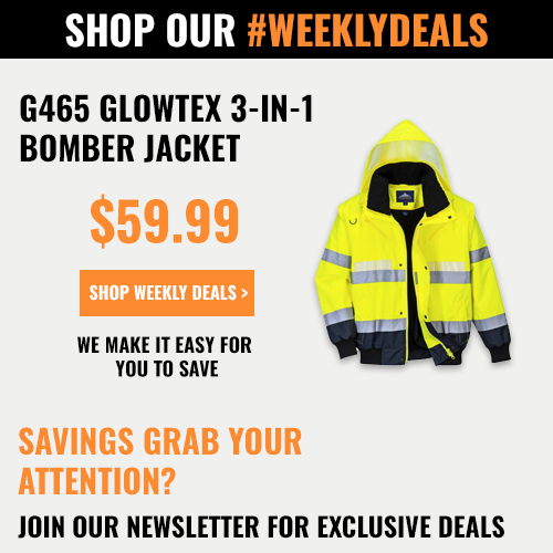 Portwest Glowtex 3-in-1 Weekly Deal