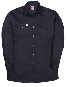 Big Bill 100 100% Cotton Work Shirt